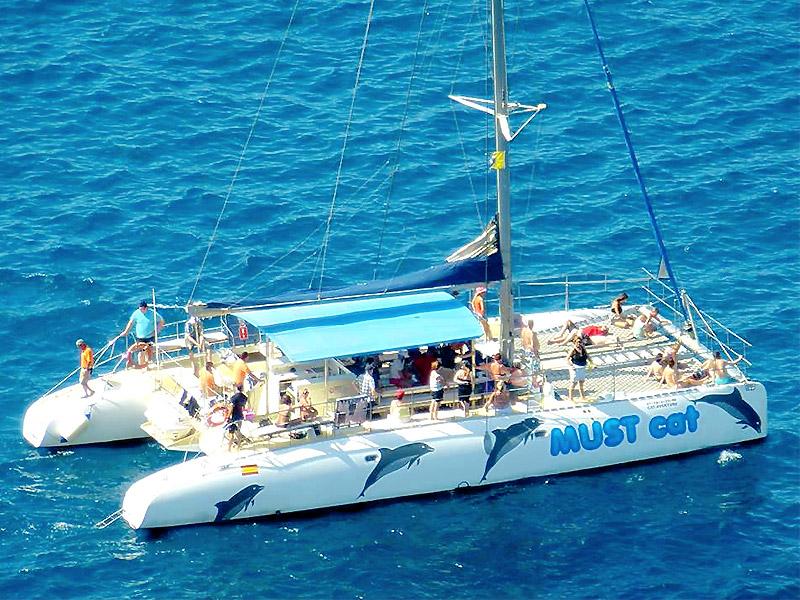 Boat trips in tenerife - Airport transfers tenerife south to puerto de la cruz ...